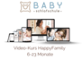 Video-Kurs HappyFamily - Babyschlafkurs 6-23 Monate