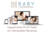 Video-Kurs HappyFamily PLUS Babyschlafkurs 6-23 Monate