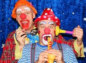 Clowns Ratatui - lustiges Clownstheater im Galli
