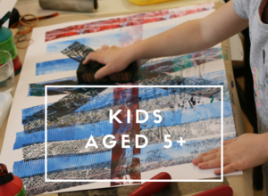 little art Kids LABs 5-7 Years (in English)