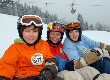 Ski & Snowboard-Ferien in Herlikovice / Pension Rico