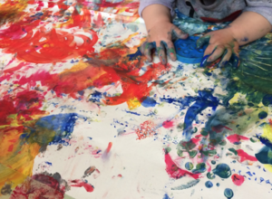 Art Play Class (3-6 years, Parent & Child)