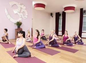 Postnatal-Yoga in Charlottenburg