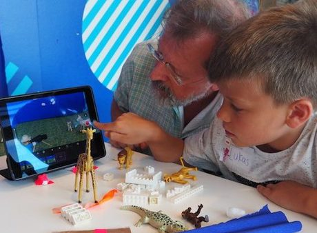 Family-Workshop: Stop Motion