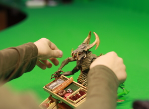 "Stop-Motion Workshop ""DUO"""