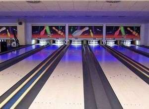 Bowling am Alexanderplatz