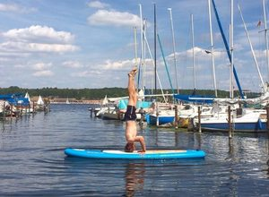 Stand Up Paddling Ferienkurs am Wannsee