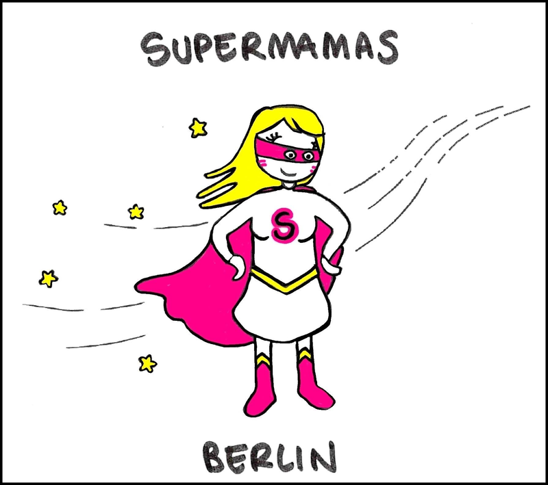 SuperMamas im Kinderling Interview